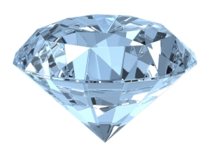Diamonds are Rocks